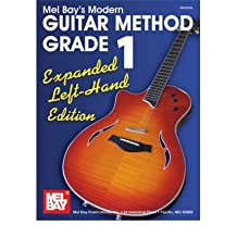 [(Modern Guitar Method: Grade 1)] [Author: Mel Bay] published on (January, 2008)
