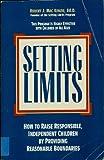 Setting Limits, Robert J. Mackenzie, 1559582200