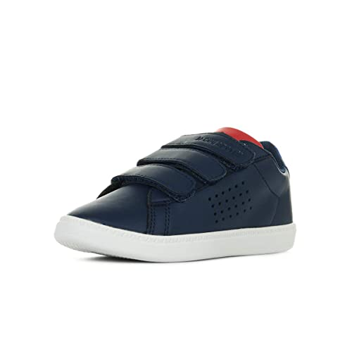 65949d0921 Le Coq Sportif Courtset Inf Sport 1910318, Trainers: Amazon.co.uk ...
