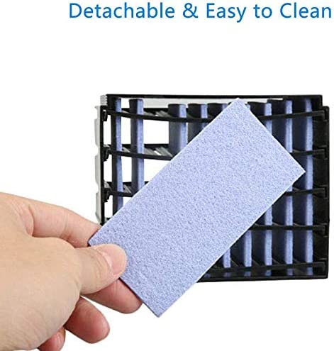 Jiusion Replacement Filter for Arctic Air Ultra Conditioner