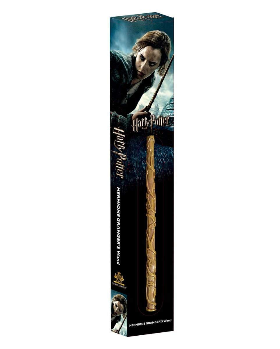Horror-Shop Hermione Granger Magic Wand Classic: Amazon.es ...