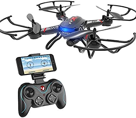 Drones 720P with wide angle HD camera With iPhone & Android Live broadcasting available with smartphones FPV Real-time altitude maintenance Auto hovering function - 10154035 , B01LZR8ZE0 , 285_B01LZR8ZE0 , 4762044 , Drones-720P-with-wide-angle-HD-camera-With-iPhone-Android-Live-broadcasting-available-with-smartphones-FPV-Real-time-altitude-maintenance-Auto-hovering-function-285_B01LZR8ZE0 , fado.vn , Drones 720P