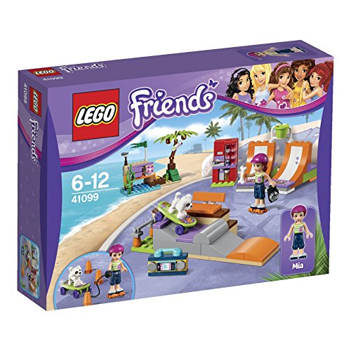 Lego Friends 41099 Heartlake Skatepark (Pipe Tune Set)