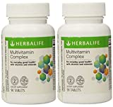 Herbalife Formula 2 Multivitamin Complex, 90 tablets (2 bottle)