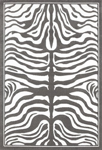 1802 Gray 5x7 Area Carpet product image
