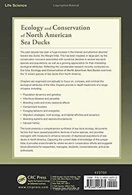 Ecology and Conservation of North American Sea Ducks (Studies in Avian Biology)