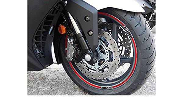 Set Adhesive Strips for Wheels Compatible For Scooter Ak 550 Kymco AK550 New