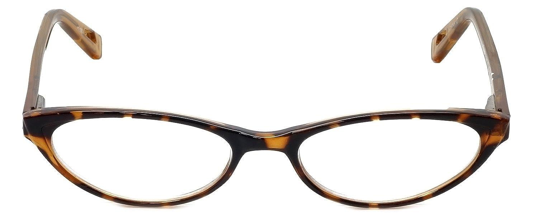 3d99c2e8ff3 Amazon.com  Corinne McCormack Designer Reading Glasses Roseanne in Amber  +1.00  Clothing