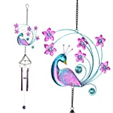 Cheap Red Carpet Studios 10281 Wind Chime Peacock Flowers
