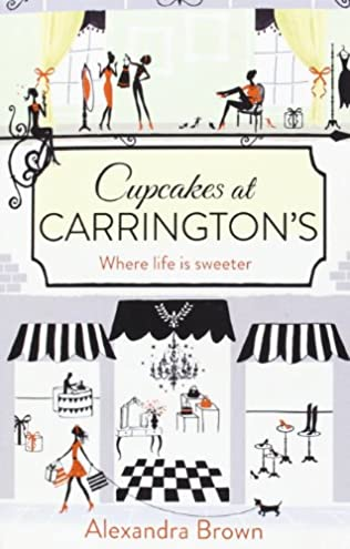 book cover of Cupcakes At Carrington\'s