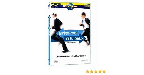Arrête-moi si tu peux [Alemania] [DVD]: Amazon.es: Leonardo DiCaprio, Tom Hanks, Christopher Walken, Martin Sheen, Nathalie Baye, James Brolin, ...