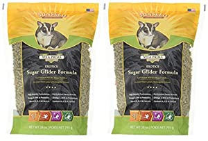 Quiko Sugar Glider Food (2 Pack)