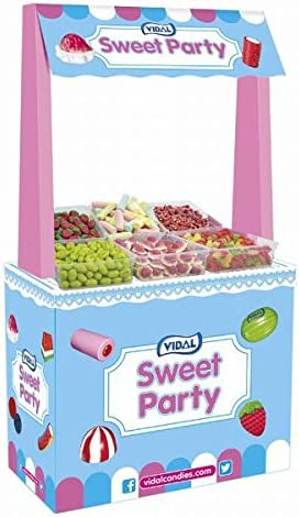 Candy Bar- Carro Chucherias- Sweet Bar Junior: Amazon.es: Juguetes ...