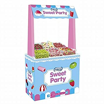 Candy Bar- Carro Chucherias- Sweet Bar Junior: Amazon.es: Juguetes y juegos