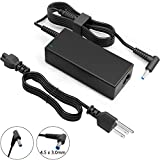 65W Adapter Charger for HP Pavilion 15 17 Series ChromeBook 14 Series ProBook 430 G3 440 G3 450 G3 470 G3 Notebook Power Supply Cord 19.5V 3.33A with 4.53.0mm Blue Connector-Cusod