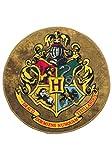 QMX Harry Potter Hogwarts Crest Doormat - 24