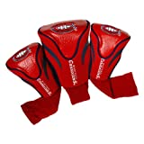 NHL Montreal Canadiens 3 Pack Contour Head Covers