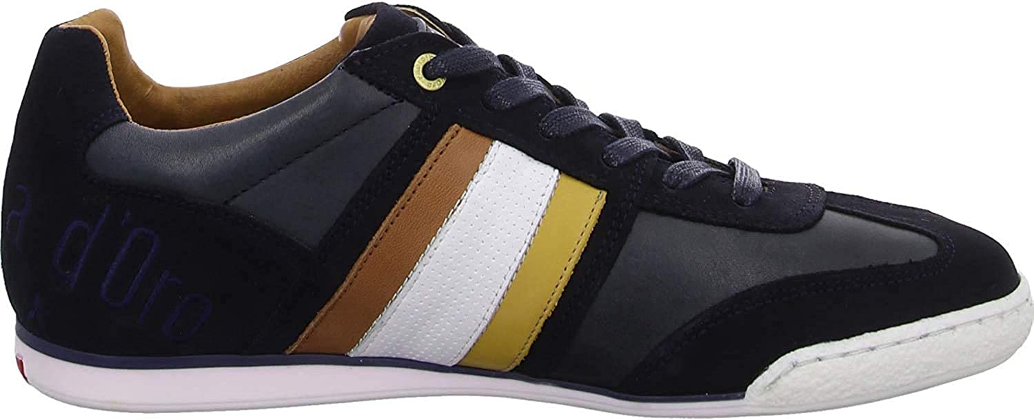 Pantofola dOro Imola Romagna Low Trainers Hommes Grey Low top Trainers
