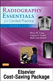 Radiography Essentials for Limited Practice - Text and Workbook Package, Long, Bruce W. and Frank, Eugene D., 1455751472