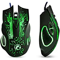 Buttons Professional Optical Gaming Breathing Transition Basic Info