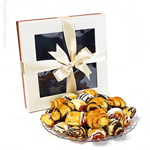Kosherline Assorted Kosher Gourmet Rugelach Deluxe Gift Box