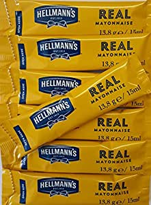 24 Mayonesa Hellmann - 24 bolsitas individuales