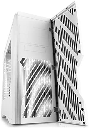 DeepCool Dukase WHV2 Midi-Tower Blanco - Caja de Ordenador (Midi ...