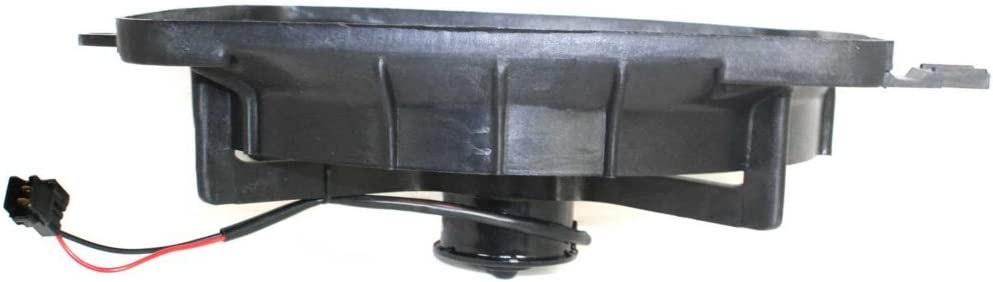 Radiator Fan Assembly for Honda Civic CRX 88-91 Sedan Hatchback Wagon ND Brand