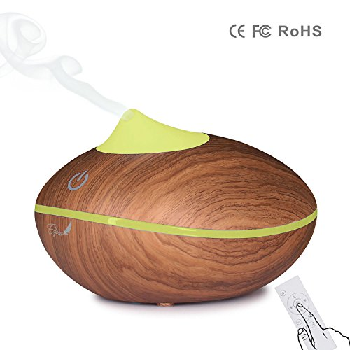 Aromatherapy Diffuser, Remote Control Essential Oil Diffuser Humidifier with