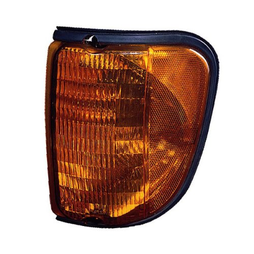 2003-2007 Ford Econoline E-Series Van E150 E250 E350 E450 E550 Super Duty & Club Wagon (From 12/3/2002 production date) Park Corner Light Turn Signal Marker Lamp Left Driver Side (2003 03 2004 04 2005 05 2006 06 2007 07)