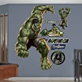 FATHEAD Hulk: The Incredible Avenger Graphic Wall Décor