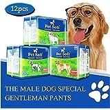 Pet Soft Disposable Male Wrap Dog Diaper