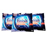 #9: Finish Dishwasher Water Softener Salt For Bosch Dishwasher, 2.2 lbs (Pack of 3)