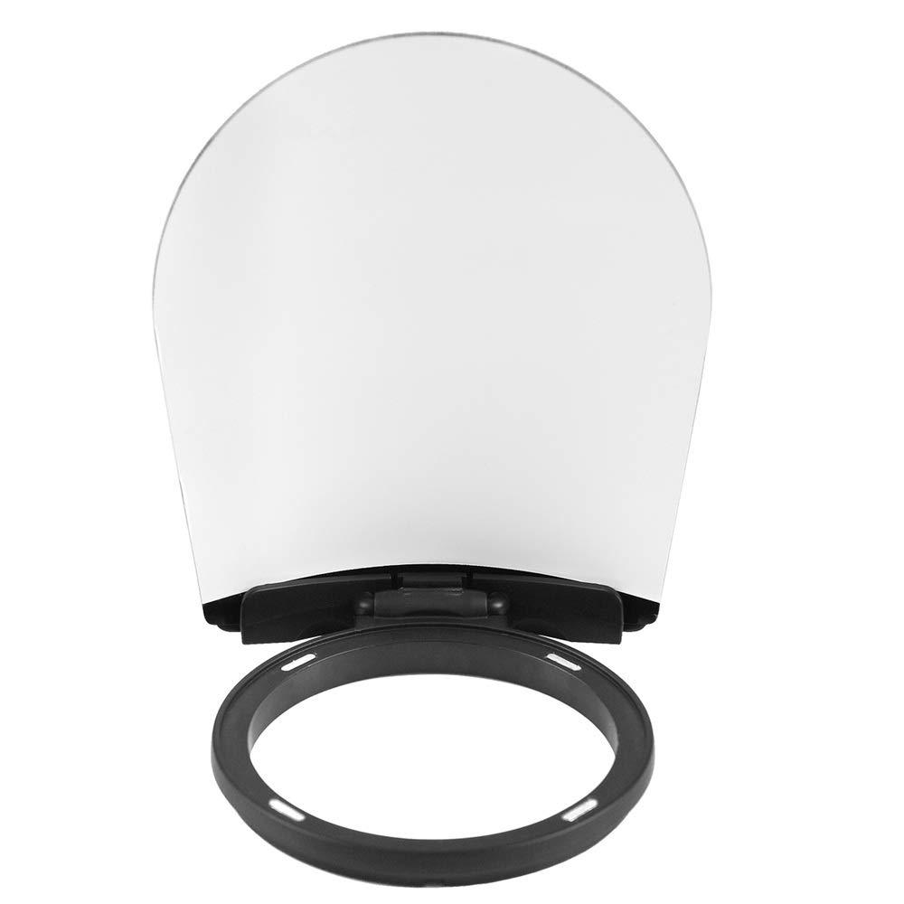 Godox AK-R12 Diffuser Plate,Compatible for Godox H200R Round Flash Head Godox V1 Flash Series,V1-S,V1-N,V1-C,AD200 Pro,AD200