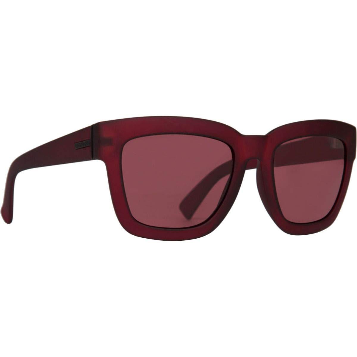 Vonzipper Big Boys' Juice Sunglasses,OS,Plum Satin/Grey-Rose