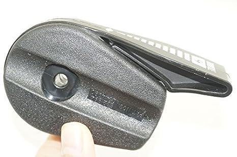 Pack de 2 unidades) negro cortacésped del acelerador palanca de ...