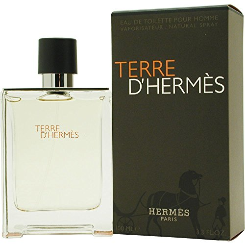 Terre D' Hermes Pour Homme Limited Edition By Hermes Eau-de-toilette Spray, (Pour Homme Limited Edition)