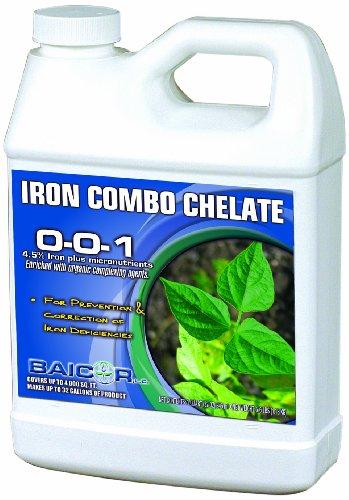 Chelated Iron Fertilizer - 8