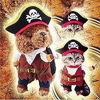 XIAOPANG Ropa de Navidad para Mascotas de Halloween Juego de Ropa ...