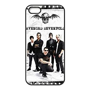 HWGL A Venged Sevenfold Brand New And Custom Hard Case Cover Protector For Iphone 5s