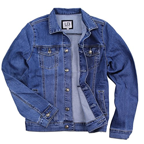 Denim Jacket Motorcycle - 8