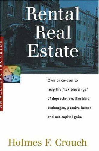 Rental Real Estate (SERIES 400: OWNERS AND SELLERS)