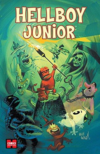 Hellboy Junior -
