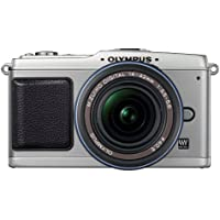 Olympus PEN E-P1 12.3 MP Micro Four Thirds Interchangeable Lens Digital Camera with 3-inch LCD and Silver 14-42mm f/3.5-5.6 Zuiko Digital Zoom Lens (Silver) Noticeable Review Image