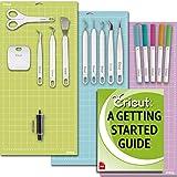 Cricut Tools Bundle Mats, Weeding Tools, Pens, Cutting Blade, Basic Tools and Beginner Guide
