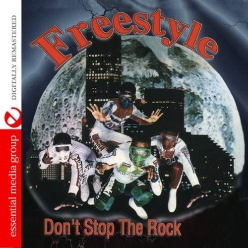 Dont Stop Cd - Don't Stop The Rock