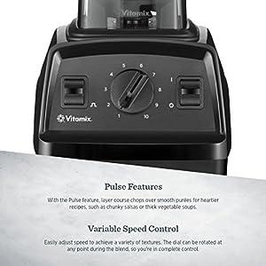 Vitamix E310 Explorian Blender, Professional-Grade Container, Self-Cleaning 48 oz, Black