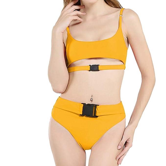 Slyar Ropa De BañO Mujer Tallas Grandes Bikinis Mujer 2019 ...