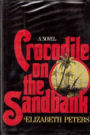 book cover of Crocodile on the Sandbank