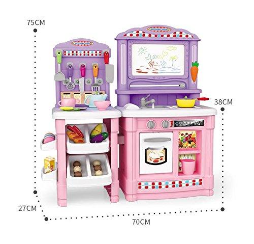 North American Kitchen Pretend Play,Kitchen Play Set